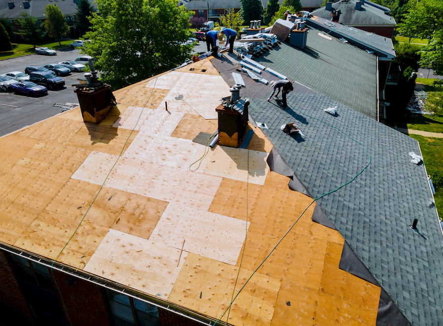 Roof Replacement & Repairs